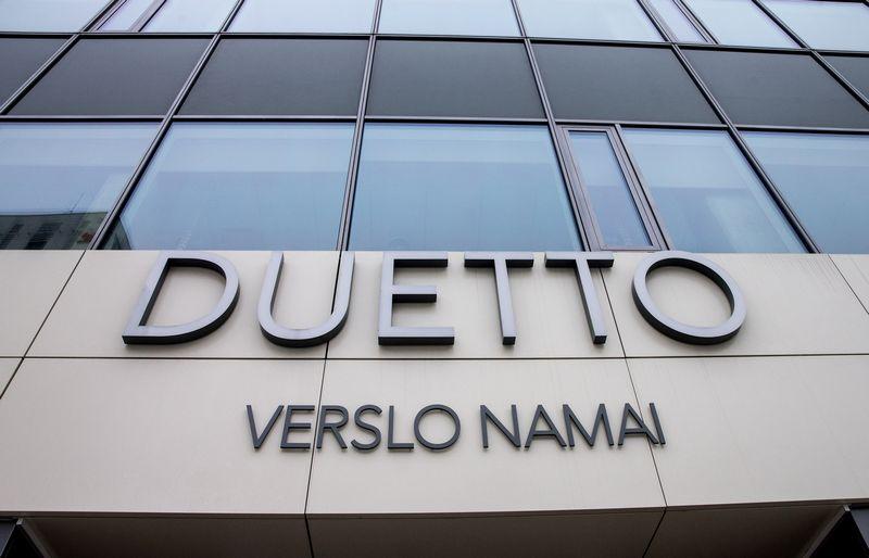 "Verslo centras ""Duetto"". Juditos Grigelytės (VŽ) nuotr."
