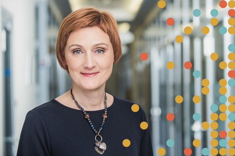 """Alma Reketienė """"Blue Bridge Baltic"""" Personalo direktorė."""