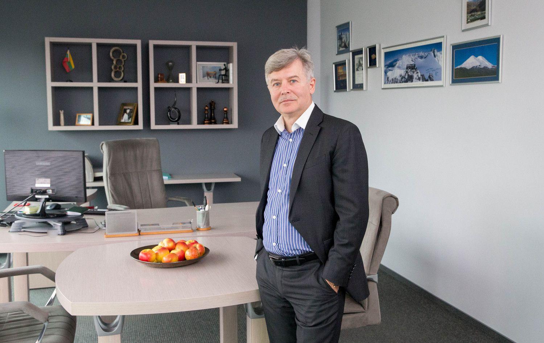 """Į """"fintech"""" investuoja ir banko sistemų rinkos senbuvė """"Forbis"""""""