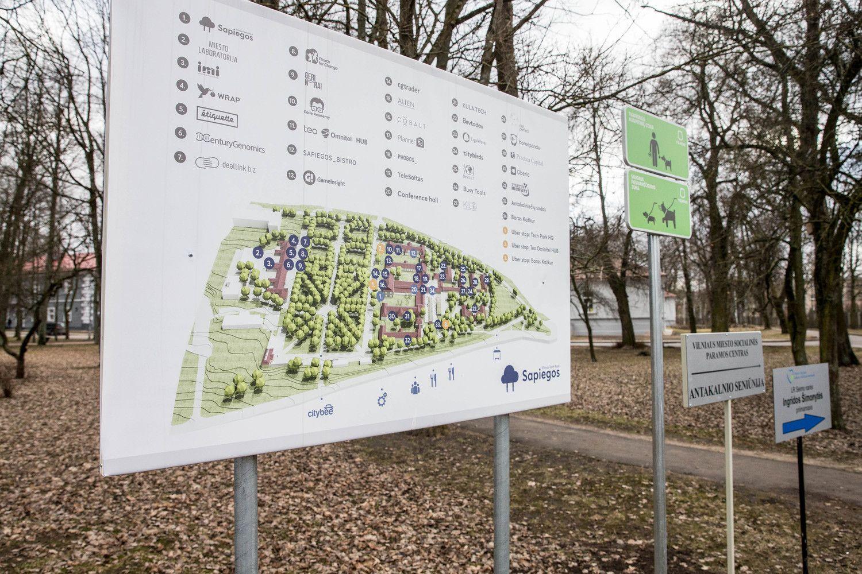 Skaitmeninių ateities ekonomikų ringe – Vilnius trečias pasaulyje