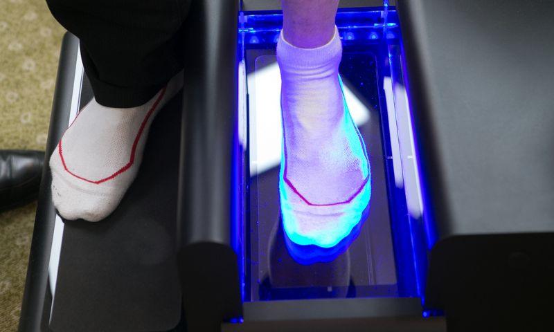 Santaros klinikų užsakomą sprendimą turėtų sudaryti 3D skeneris ir spausdintuvas bei programinė įranga. Juditos Grigelytės (VŽ) nuotr.