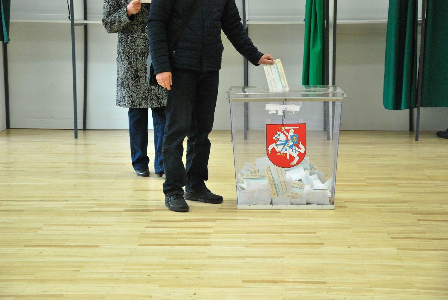 Prasideda prezidento rinkimų politinė kampanija