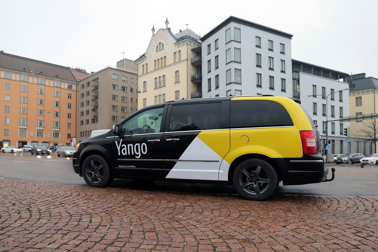 """""""Yandex. Taxi"""" įžengė į Suomiją"""