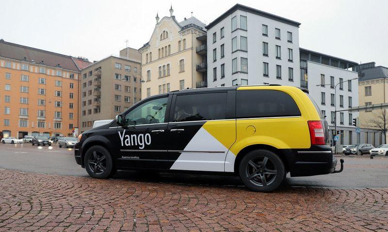 Portalo taxi.yandex.ru (aut. Bruno Puolakainen) nuotr.
