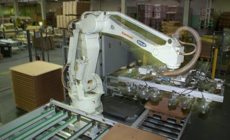Per metus pramonės produkcija brango 9,1%
