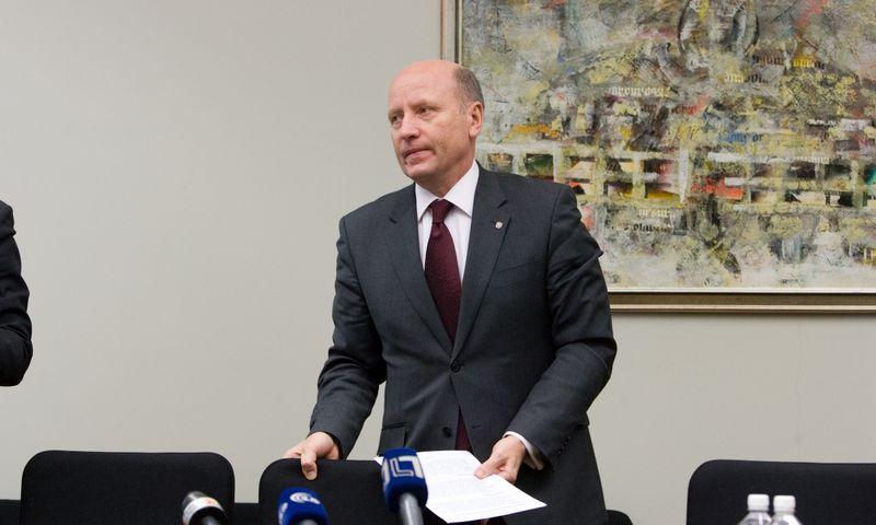 Raimundas Palaitis. Vladimiro Ivanovo (VŽ) nuotr.