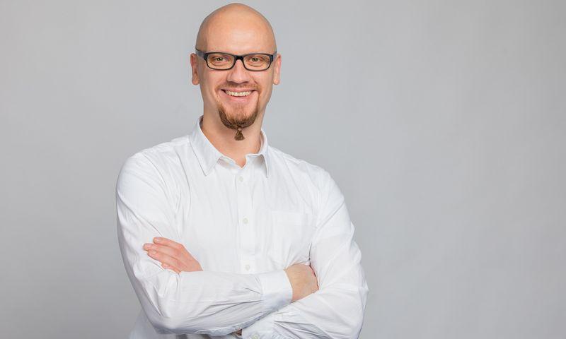 """Prekybos tinklo """"Iki"""" rinkodaros departamento vadovo pareigas nuo ateinančio pirmadienio pradeda eiti Andrejus Pometko, prieš tai trejus su puse metų buvęs """"Bitės"""" prekės ženklo vadovas. Bendrovės nuotr."""