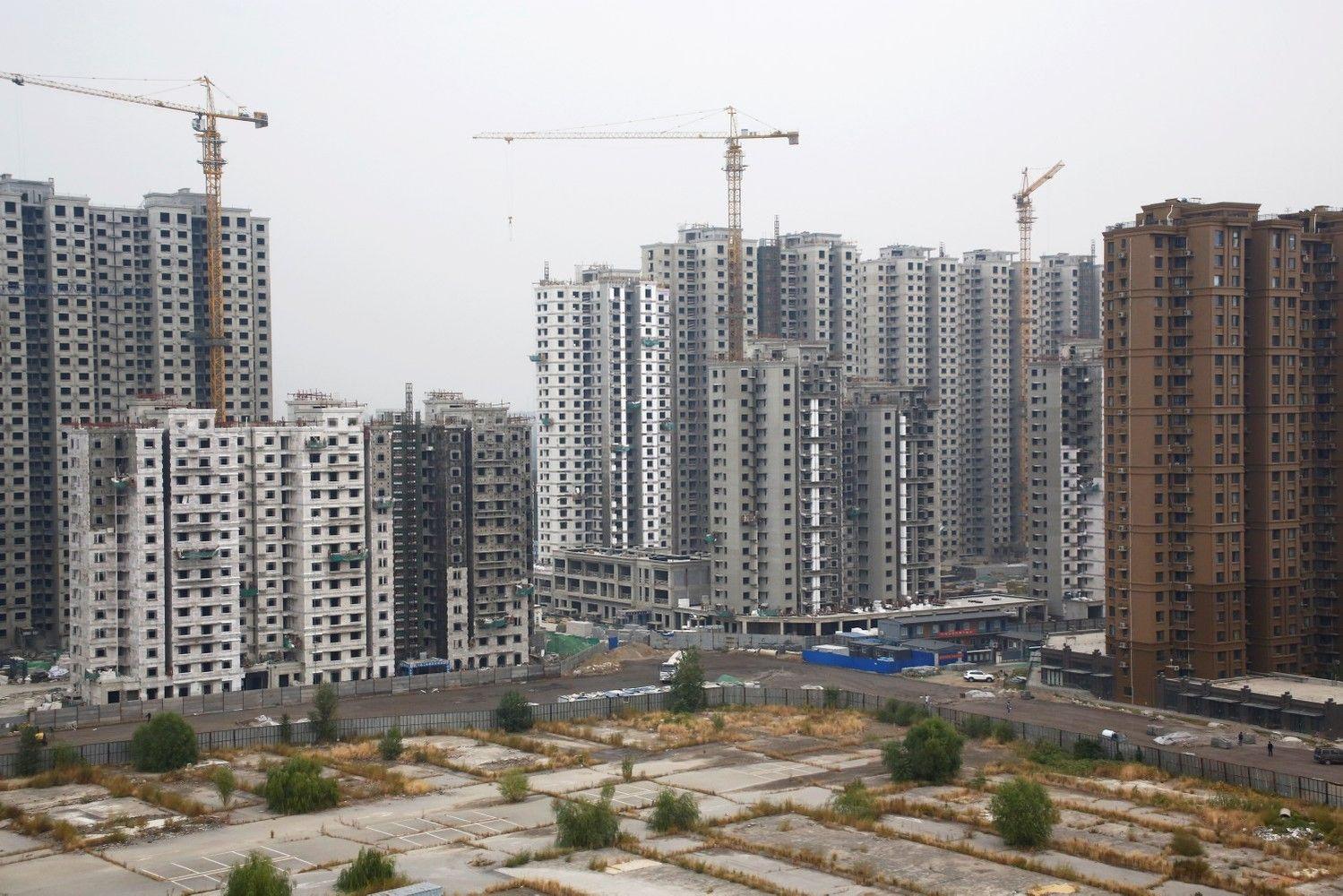 Kinijos valdžios galvos skausmas: kas penktas butas šalyje – tuščias