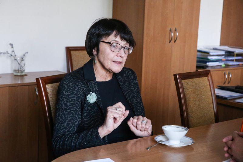 Politologė Jūratė Novagrockienė. Vladimiro Ivanovo (VŽ) nuotr.