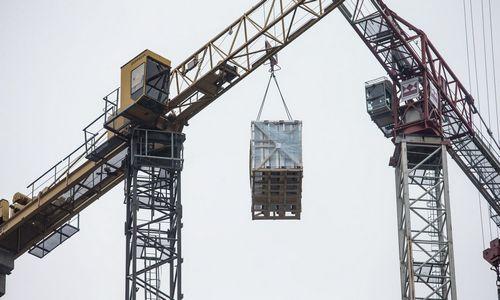 Statybos darbų suma išaugo, išduotų leidimų – sumažėjo