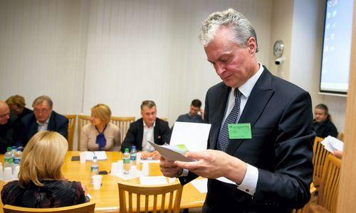 G. Nausėda: Lietuvos bankas galėjo riboti paskolų dalybas