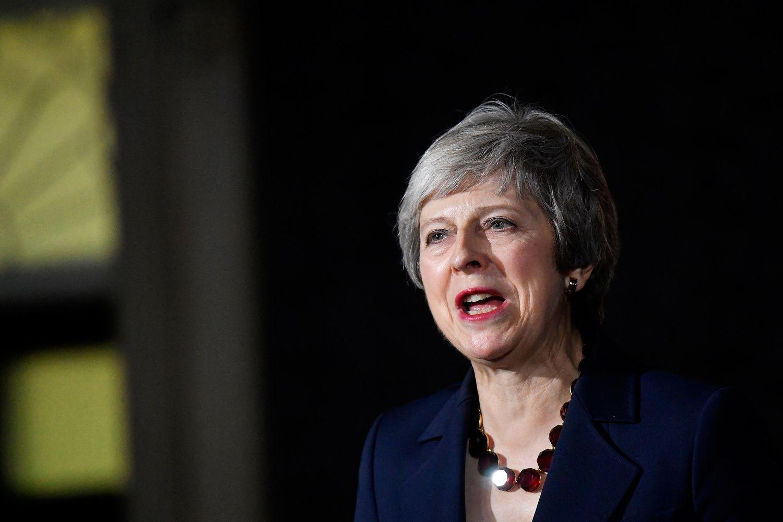"""Žingsnis pirmyn –T. Maygavo vyriausybės pritarimą """"Brexit"""" susitarimui"""