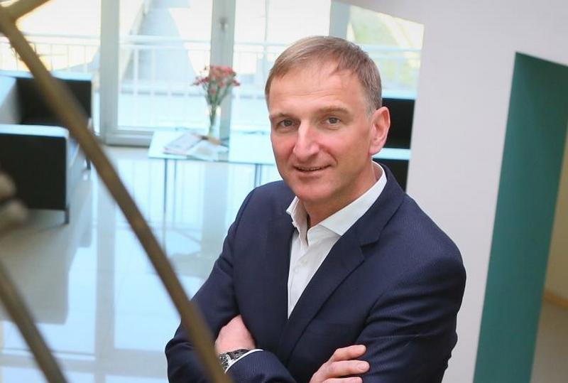 """Darius Jaloveckas, , """"Dotnuva Baltic"""" generalinis direktorius. Bendrovės nuotr."""