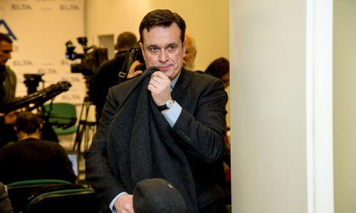"""Į """"MG Baltic"""" politinės korupcijos bylą bus kviečiamas G. Landsbergis, D. Bradauskas"""