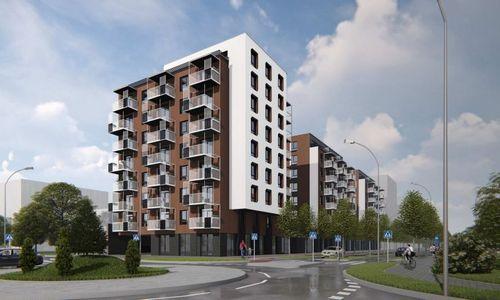 Į daugiabučio projektą Vilniaus Šnipiškėse investuoja 8 mln. Eur