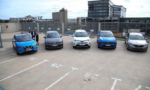 ACEA: naujų automobilių pardavimų augimas Lietuvoje – sparčiausias ES