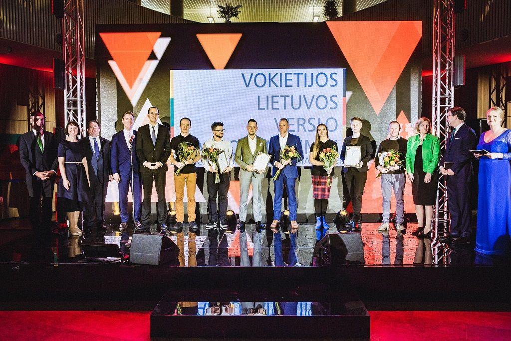 """""""Oxipit"""" – Vokietijos-Lietuvos verslo apdovanojimų nugalėtojas"""