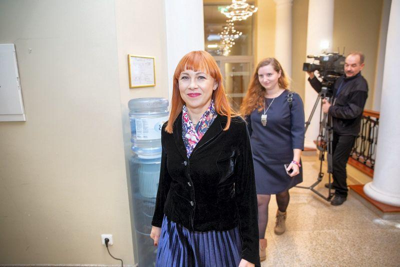Jurgita Petrauskienė. Josvydo Elinsko (15min.lt) nuotr.