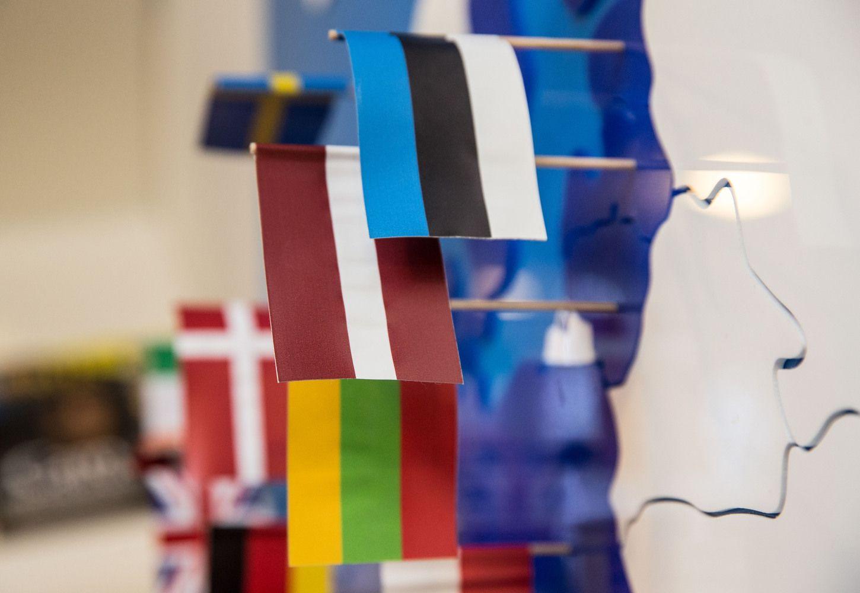 Eurostatas: eksportas šiemet augo visose Baltijos šalyse