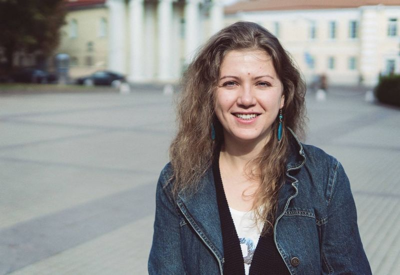 """Sandra Golbreich, akceleratorius vadovė, ir pati yra išbandžiusi startuolių kelią, ji yra viena platformos """"Devs.lt"""" įkūrėjų. Asmeninio archyvo nuotr."""