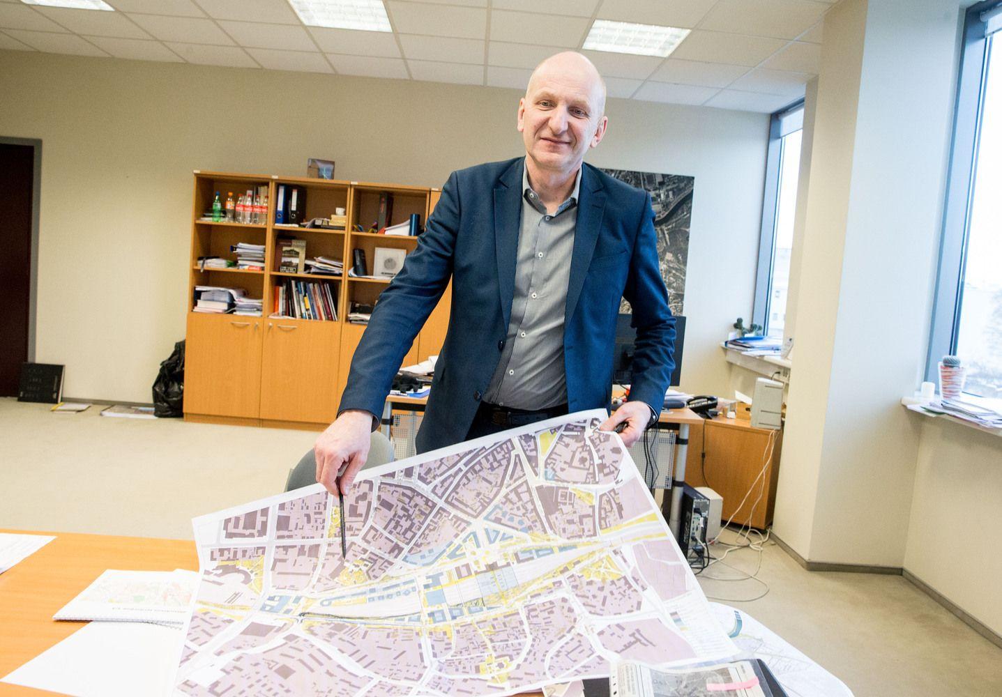 M. Pakalnis: Architektų rūmai tampa policija, bandančia suvesti sąskaitas