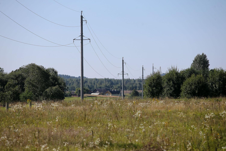 ESO piginaelektros persiuntimą