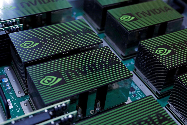 """Kriptovaliutų pagirios užsitęsė, signalizuoja """"Nvidia"""" rezultatai"""