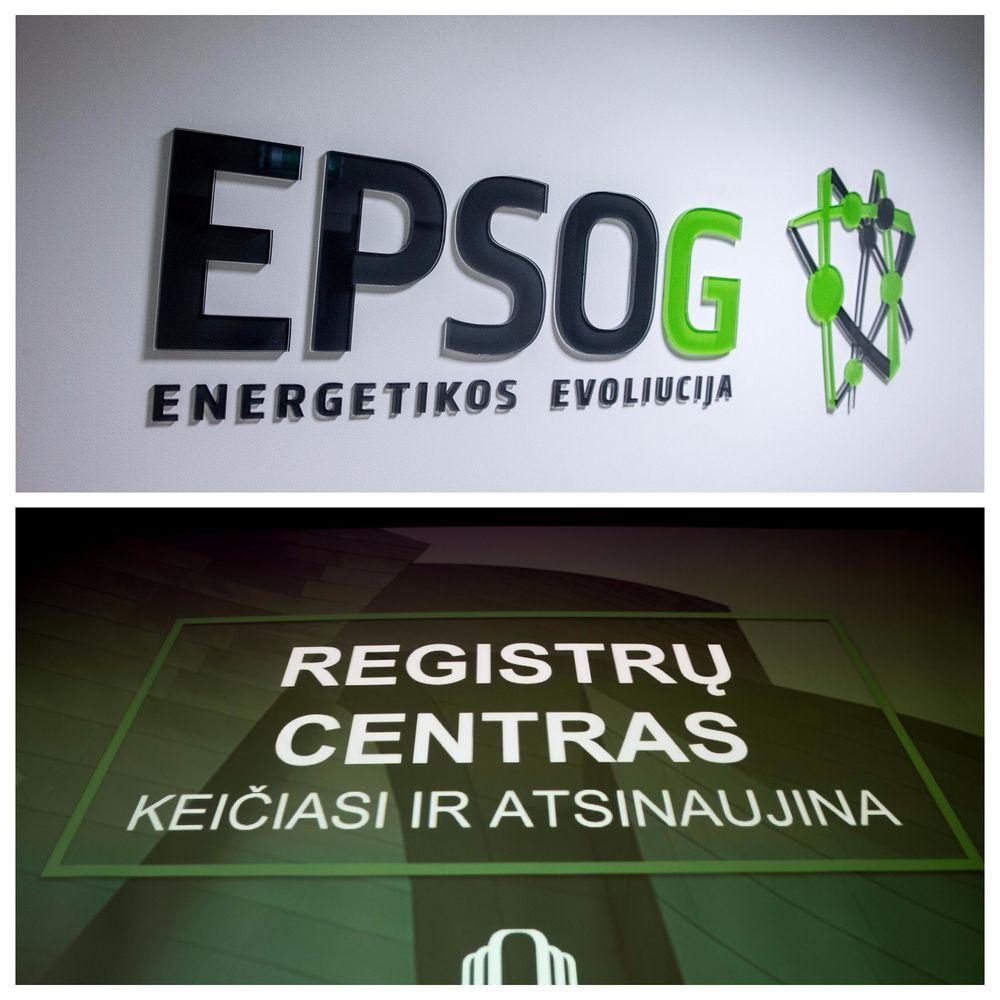 """Tarp geriausiai valdomų VVĮ–""""EPSO-G"""", prasčiausiai –""""Registrų centras"""""""