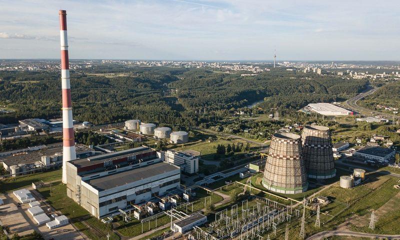 Vilniaus elektrinė-3 (arba Vilniaus termofikacinė elektrinė, VE-3) – šiluminė elektrinė Vilniuje, prie Gariūnų turgaus. Vladimiro Ivanovo (VŽ) nuotr.