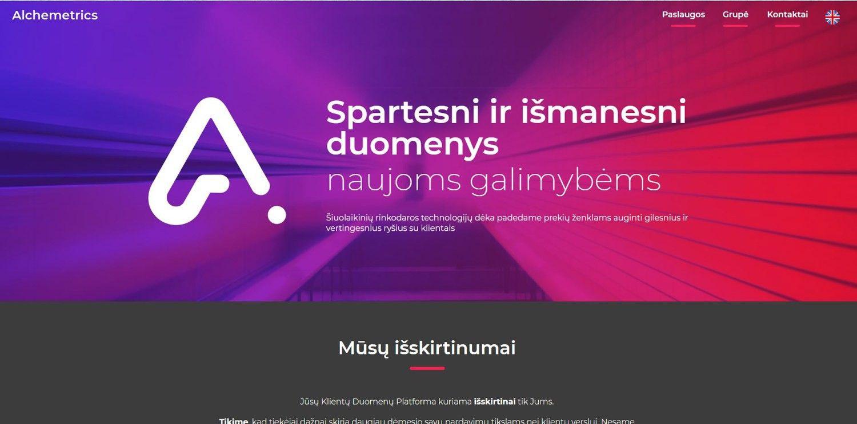 """Britų bendrovė """"Alchemetrics"""" atidaro IT padalinį Lietuvoje"""