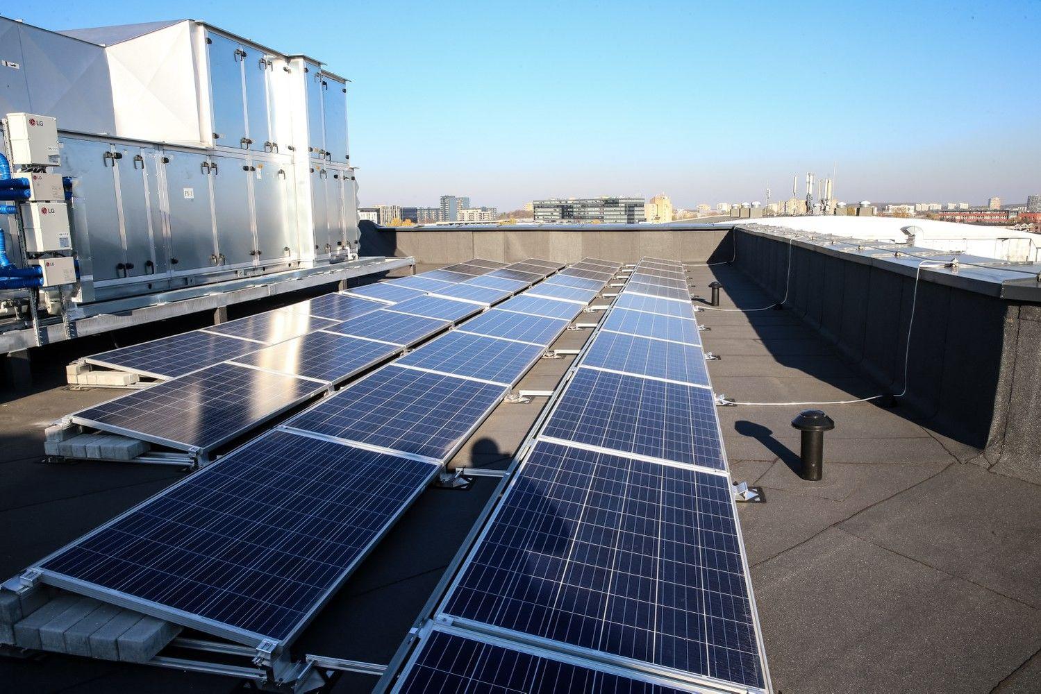 Kiekvienai Lietuvos įmonei – po nuosavą saulės jėgainę