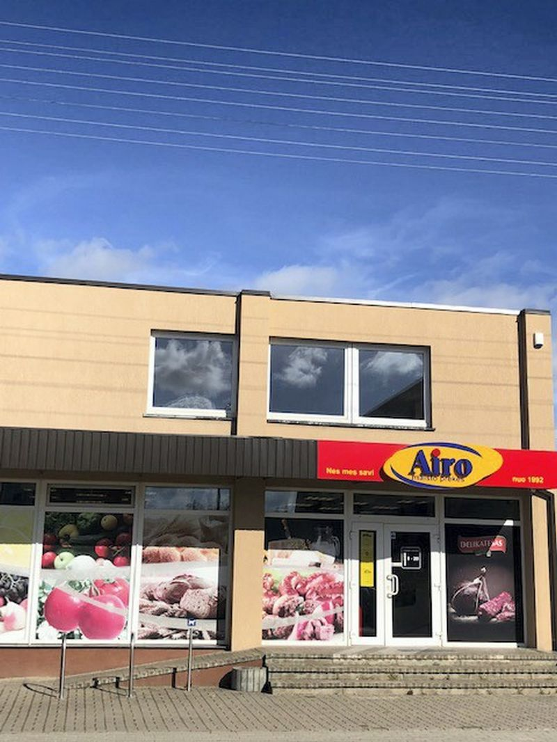 """IĮ """"Eivydė"""", Marijampolėje valdanti 3 maisto prekių parduotuves """"Airo"""", sulaukia vis geresnių tiekėjų pasiūlymų. Bendrovės nuotr."""