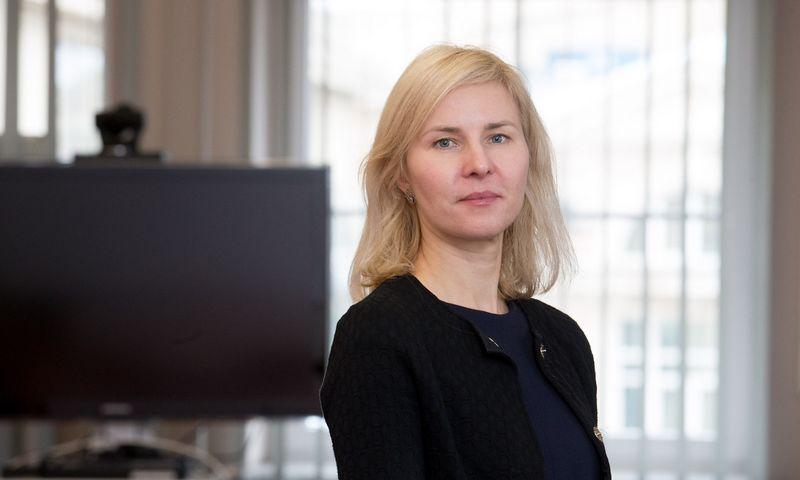 Agnė Bagočiutė, Aplinkos ministerijos Atliekų departamento direktorė. Juditos Grigelytės (VŽ) nuotr.