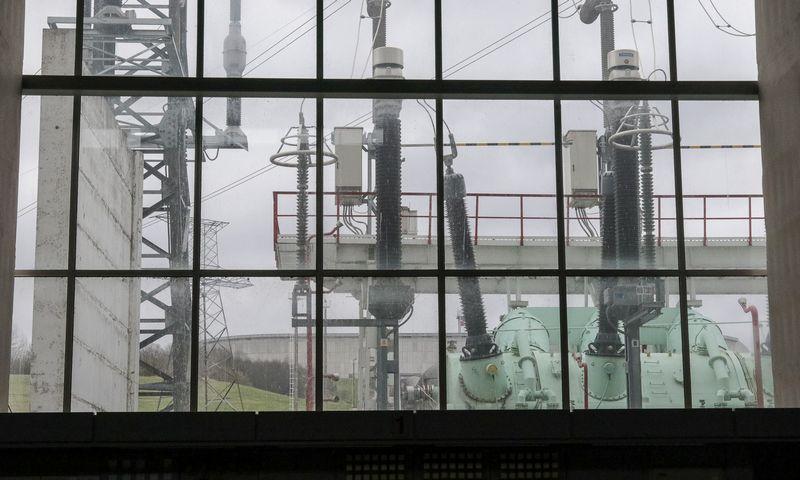 Kruonio hidroakumuliacinė elektrinė. Naglio Navako (VŽ) nuotr.