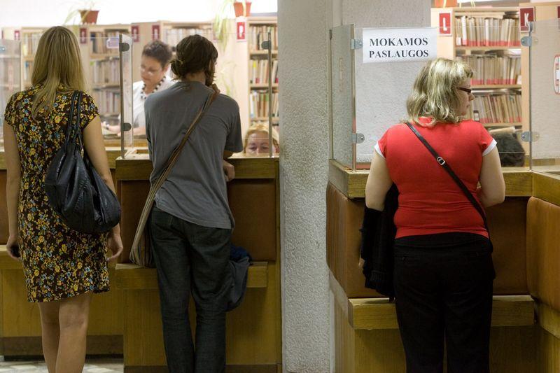 Statistika rodo, kad pas medikus Lietuvoje lankomasi trečdaliu dažniau, o gydytojų ir lovų ligoninėse yra daugiau (20 ir 45 %) nei ES vidurkis. Vladimiro Ivanovo (VŽ) nuotr.