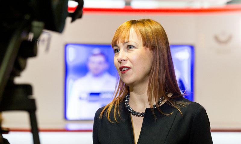 Švietimo ir mokslo ministrė Jurgita Petrauskienė. Juditos Grigelytės (VŽ) nuotr.