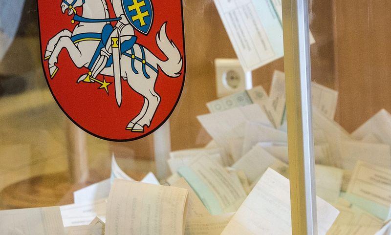 Kitąmet Lietuvos gyventojai dalyvaus net trejuose rinkimuose. Juditos Grigelytės (VŽ) nuotr.