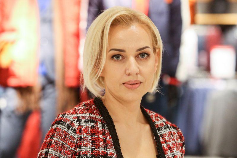 """Irina Gromova, """"LPP Lithuania"""" generalinė direktorė. Vladimiro Ivanovo (VŽ)"""