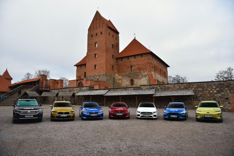 """Paskelbti """"Lietuvos metų automobilio 2019"""" finalininkai"""