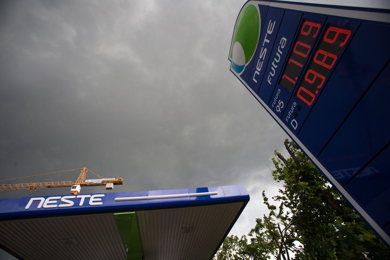 "Vėl skundžia ""Neste Lietuva"" reklamą"