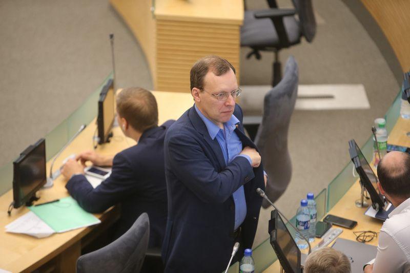 Naglis Puteikis. Vladimiro Ivanovo (VŽ) nuotr.