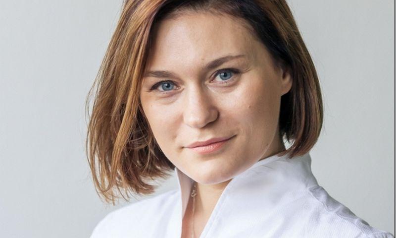 """""""TVPlay Home"""" (anksčiau """"Viasat"""") komercijos vadove Lietuvai tapo ukrainietė Anastasiia Voronkina. Bendrovės nuotr."""