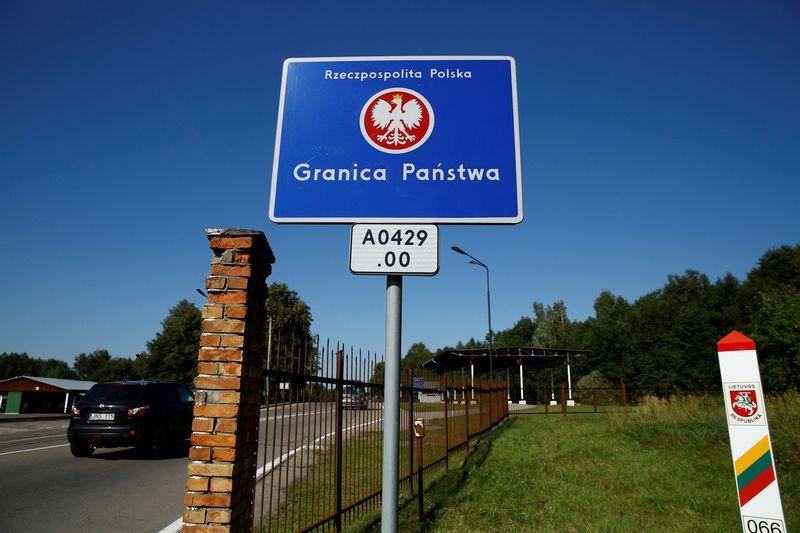 Lenkijos pasienis. Kacpero Pempelio (REUTERS) nuotr.