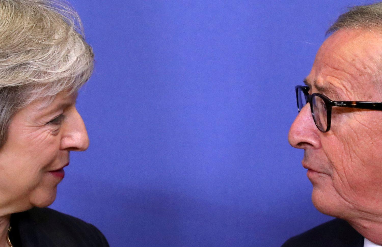 ES ir JK susitarė dėl preliminarios ateities santykių deklaracijos