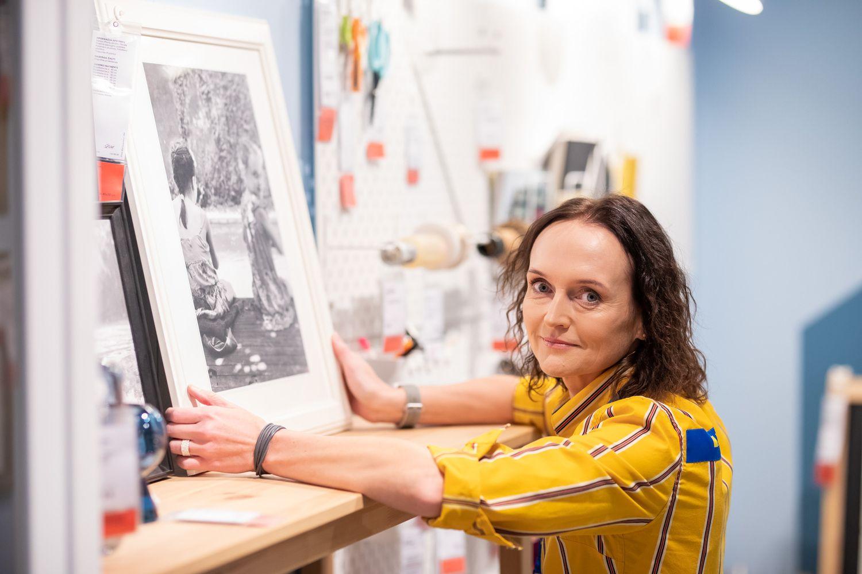 IKEA nuotraukų istorija: atsakas neeiliniam pirkėjų pokštui parduotuvėje