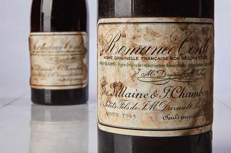 Investicinio vyno kaina auga dešimtimis procentų