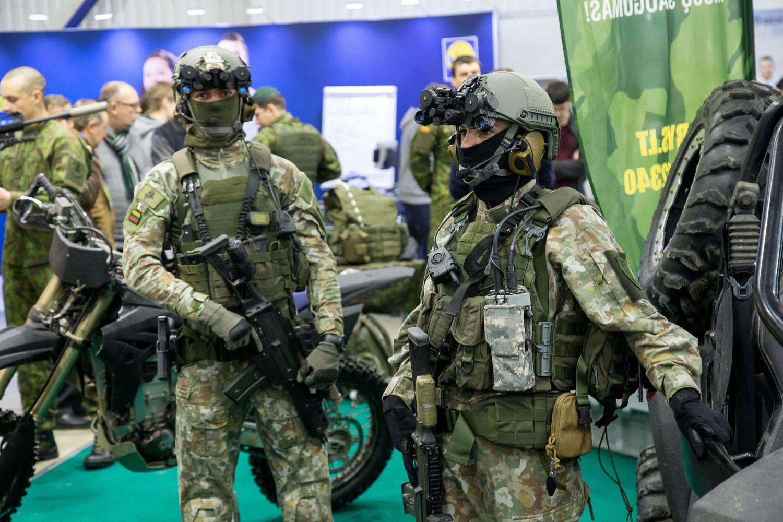 Kviečia sukurti elektrinį motociklą ir jutiklius kariuomenei