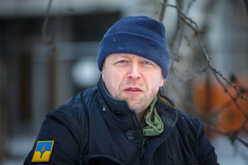 Jonas Ohmanas. Vladimiro Ivanovo (VŽ) nuotr.
