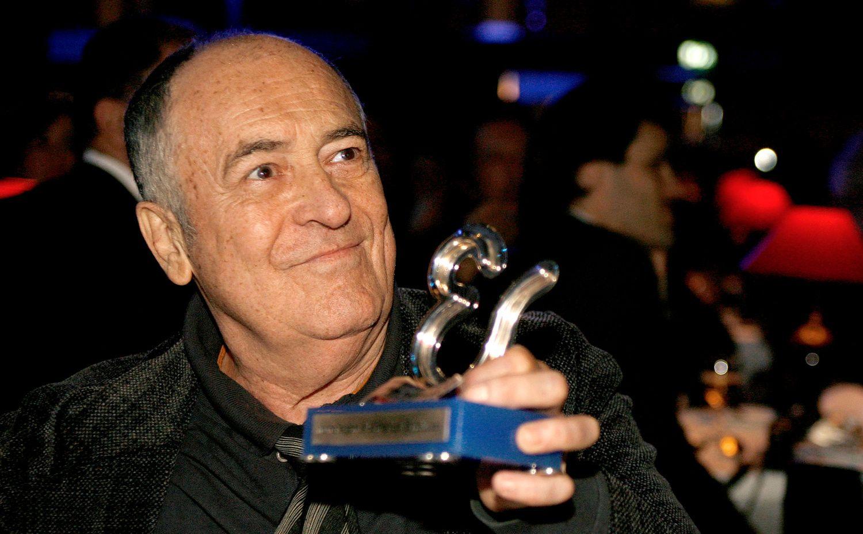 Mirė kino režisierius Bernardo Bertolucci