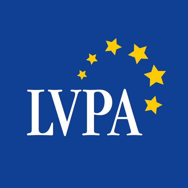 LVPA logotipas